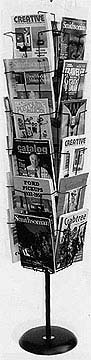 U24-8511-F Magazine display